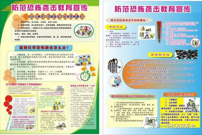 教育 正文  学校公共宣传展板,学校家校平台,各班级家长微信群,电子