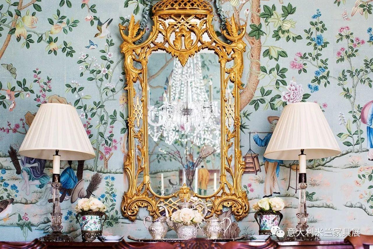 探秘顶级手绘壁纸,异想世界让人叹为观止_搜狐时尚