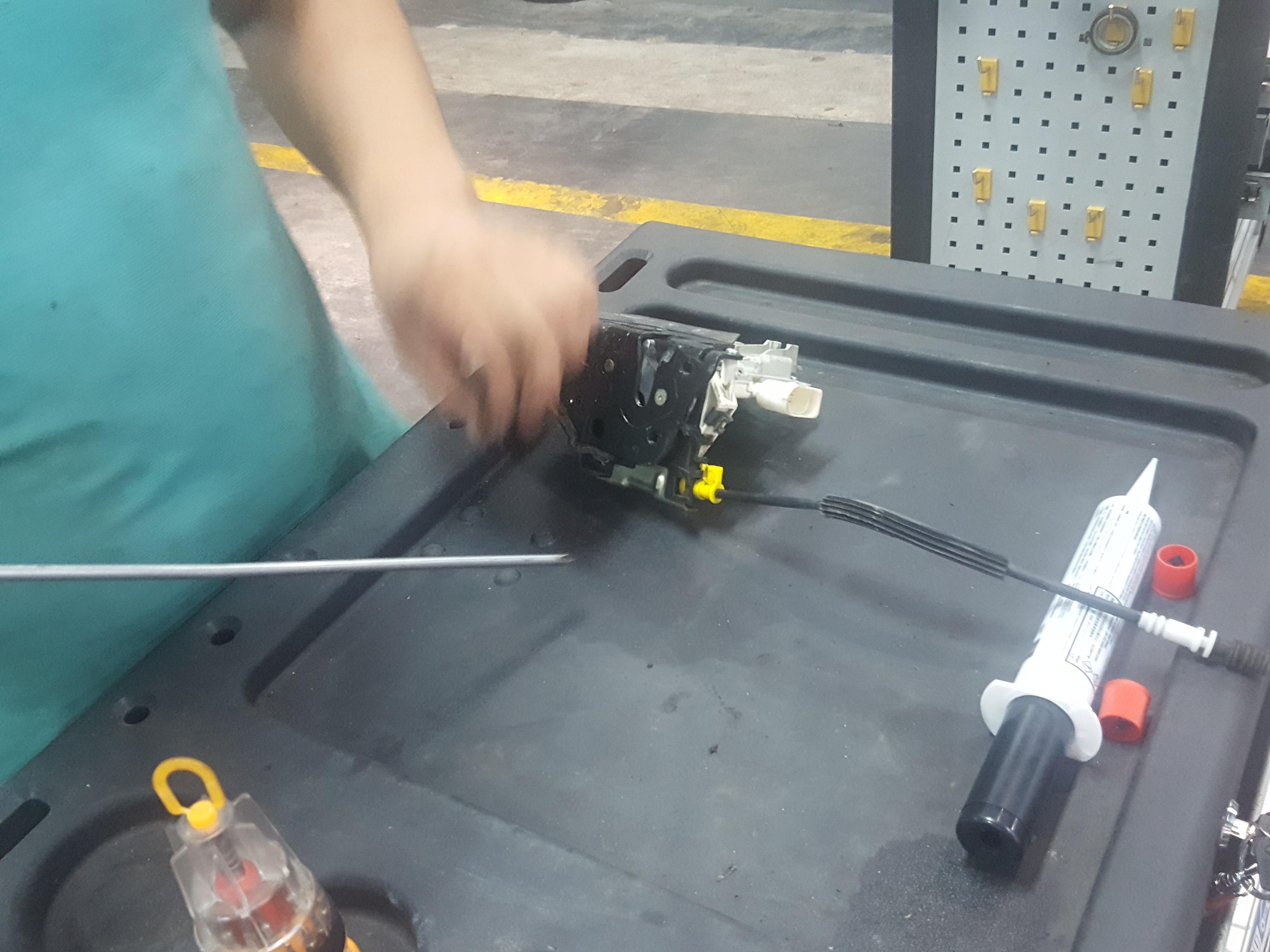 自动感应门遥控器维修