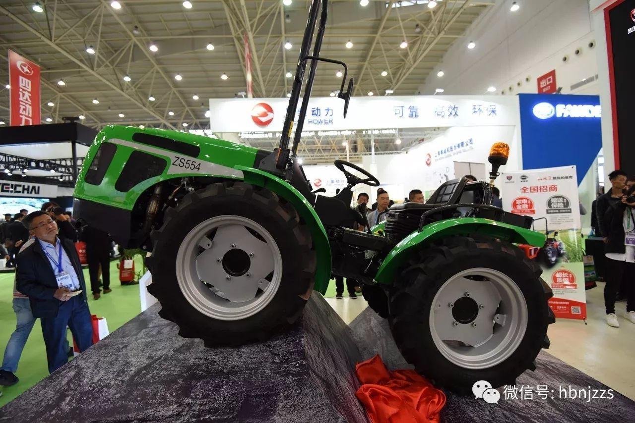 2017中国国际农业机械展览会圆满落幕!