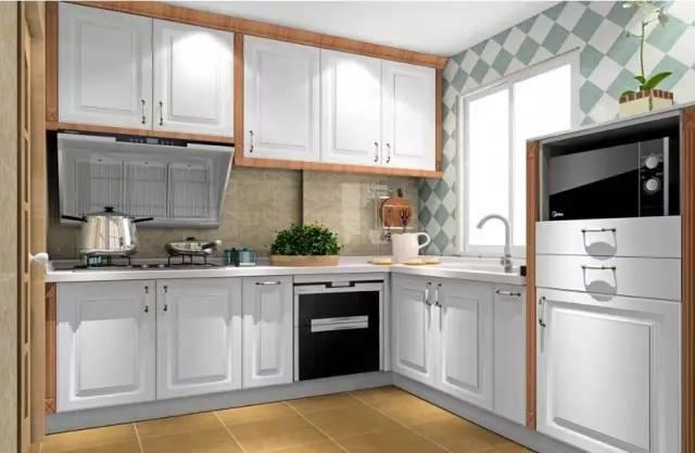 6-8平米 厨房参考效果图