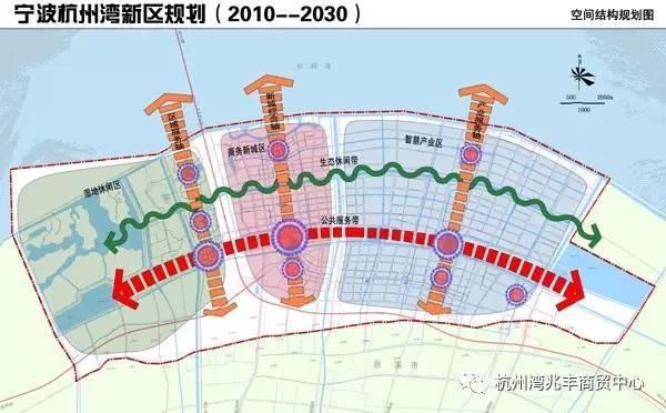 宁波杭州湾新区2020前将建设高铁连接上海 打造下一个浦东新区