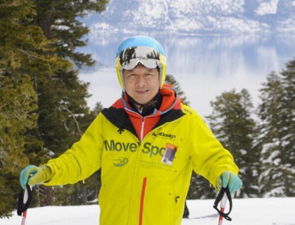 个人旅游欧美私人+教学滑雪+高档导游突破滑雪汉语册第二·教程图片