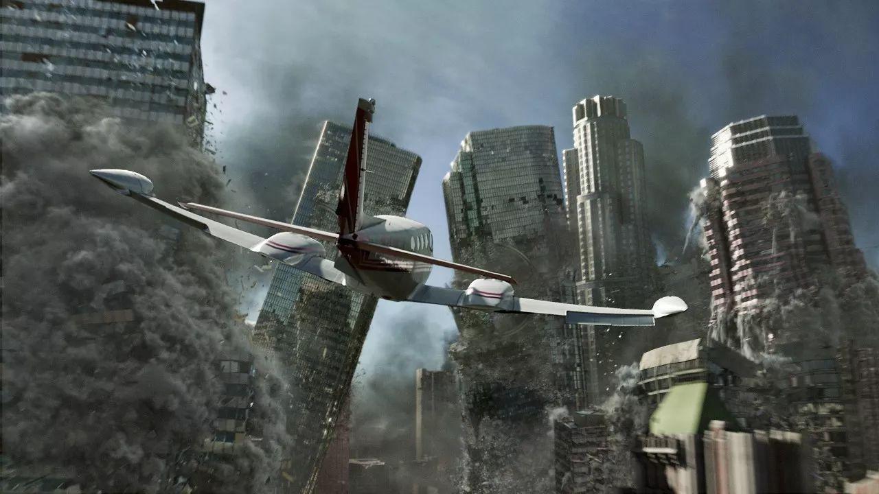 文化 正文  2009年,一部名为《2012》的电影引发了人们对于世界末日的