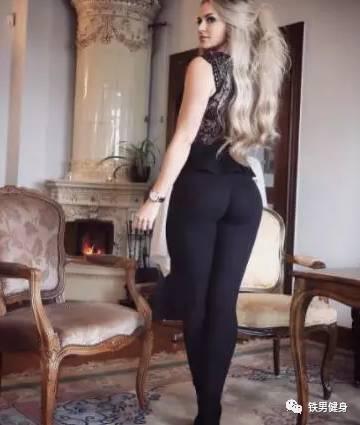 凭借一颗完美的蜜桃臀,她撩走了瑞典半壁国民的心!