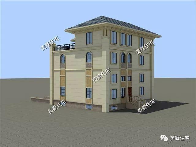 9x13.9米 占地面积:179.31平方米 建筑面积:621.