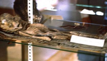 社会 正文  喧腾一时的「罗斯威尔(roswell)飞碟坠毁及发现外星人尸体