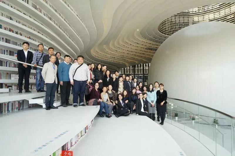滨海新区图书馆中心馆,汉沽图书馆,大港图书馆,生态城图书档案馆共计图片