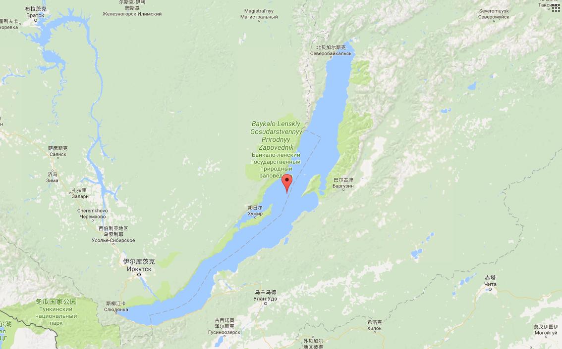 200多年前的清朝北海,如今是普京大帝最爱的野钓贝加尔湖