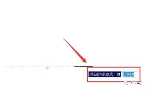 cad中如何使用定距等分