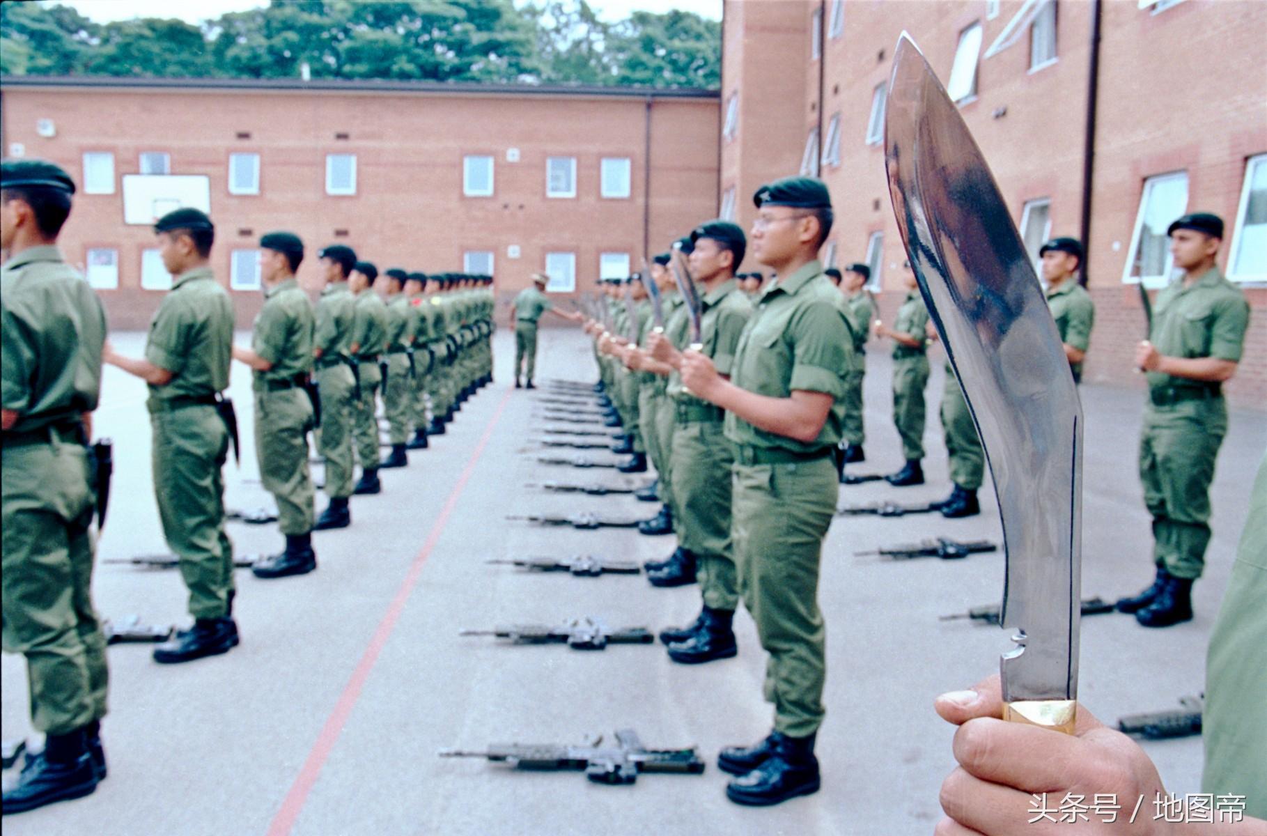 廓尔喀雇佣兵_印度每年从尼泊尔征雇佣兵,如今保有数万廓尔喀军人.