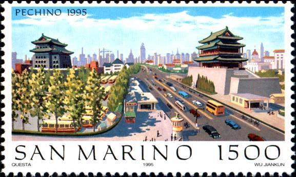 北京 圣马力诺/二战后,英国和圣马力诺签署了和平协议,这些大国对这块小地方...