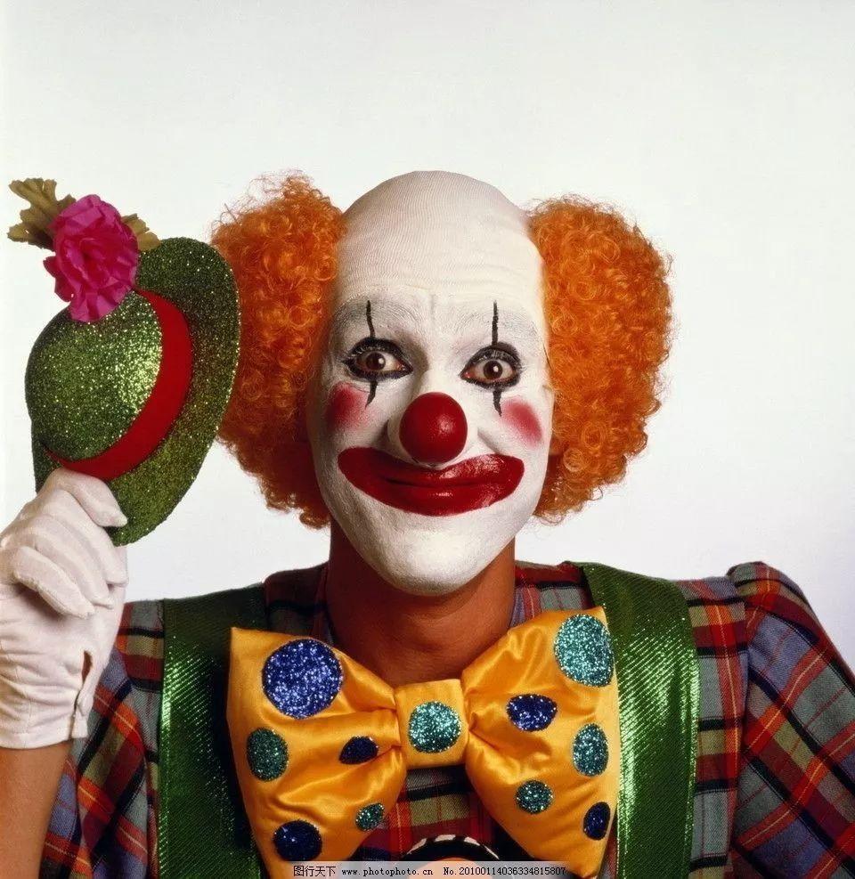 小丑头像大全集