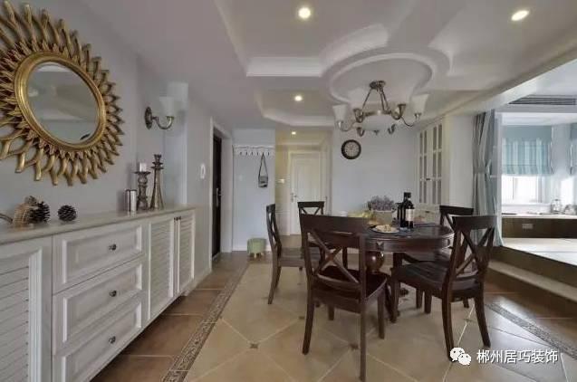简美厨房和卫生间吊顶