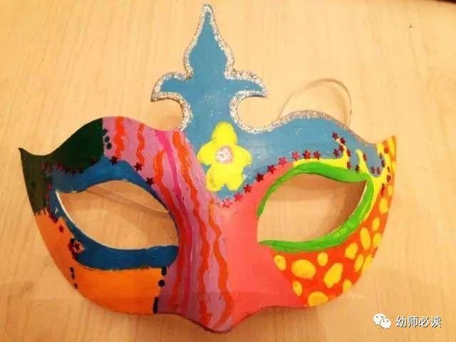 100款幼儿园万圣节创意手工 南瓜灯 吊饰 环创 面具全都有