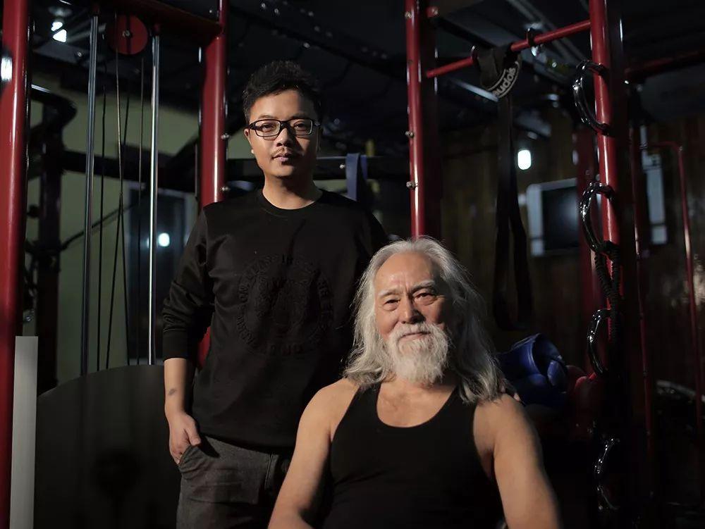 《最帅老头王德顺》导演:他那种气质装不出来!