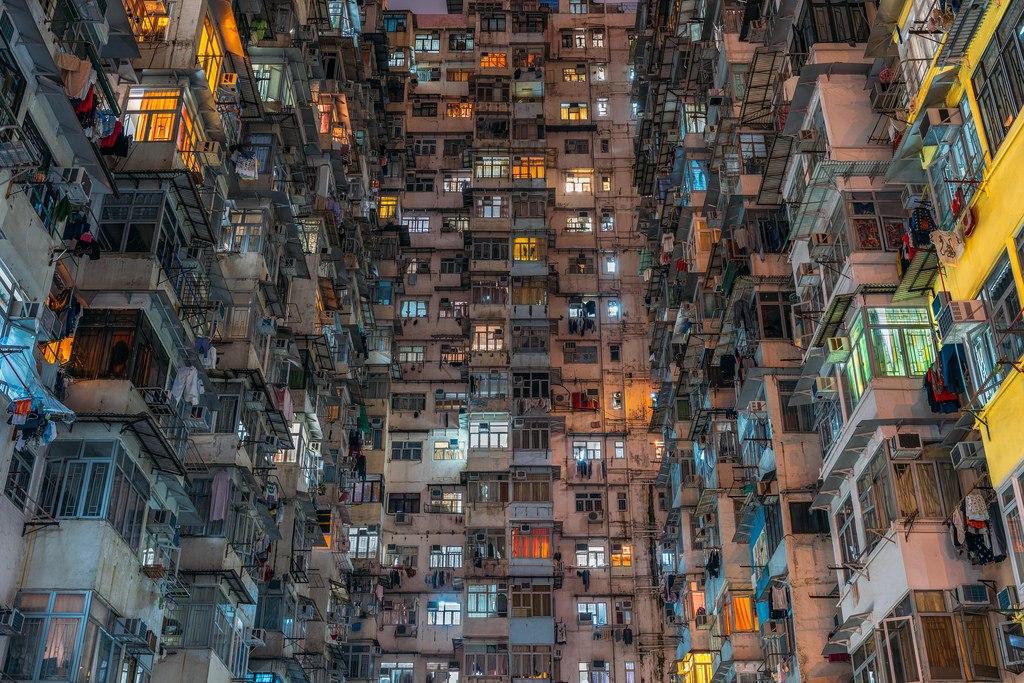 真实的九龙城寨可没摄影师手中靓丽真空漫画乳胶图片