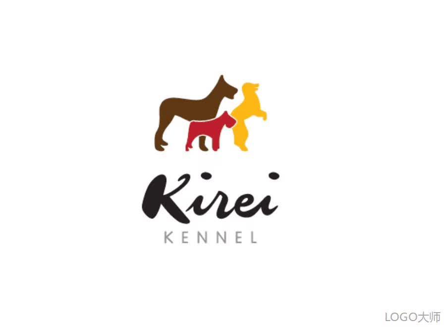 宠物店logo设计合集