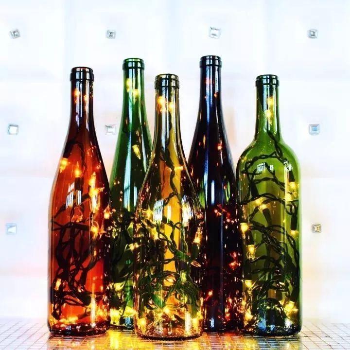简单易学的酒瓶彩色手绘,你一定会喜欢!