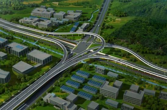 03亿元的台金高速公路东延台州市区连接线工程,6.
