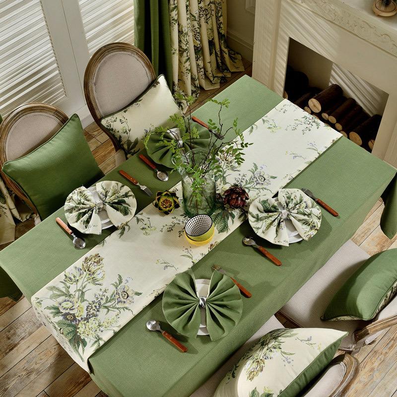 一般的桌布太土了 今年流行这样的桌布,颜值高超实用,你看过没