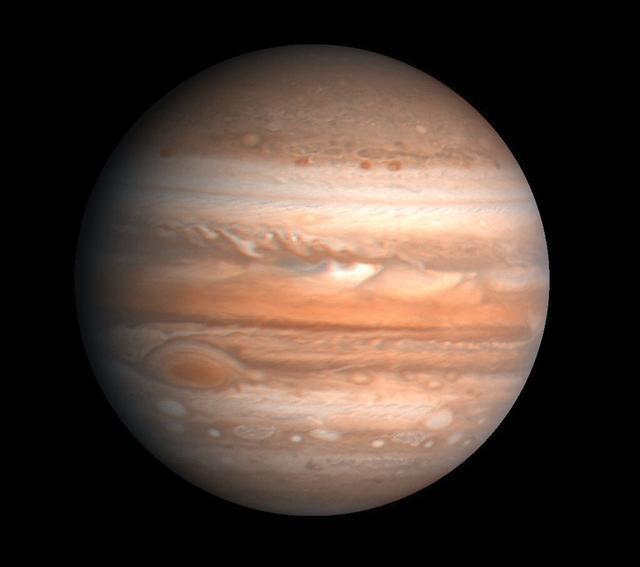 八大行星之地球的守护 木星