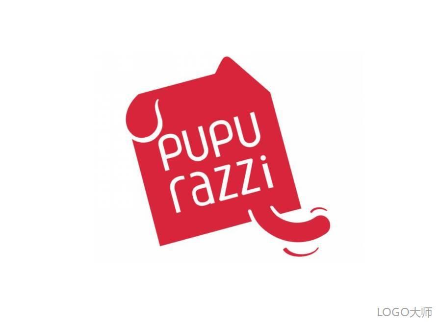 宠物店logo设计合集-玄郎vi设计