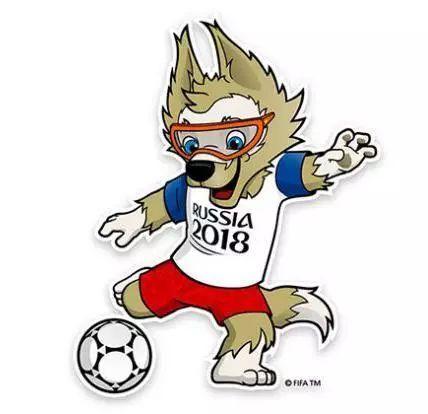 """2018年世界杯吉祥物""""扎比瓦卡"""""""
