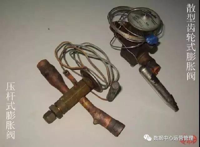 冷库膨胀阀安装调试图片