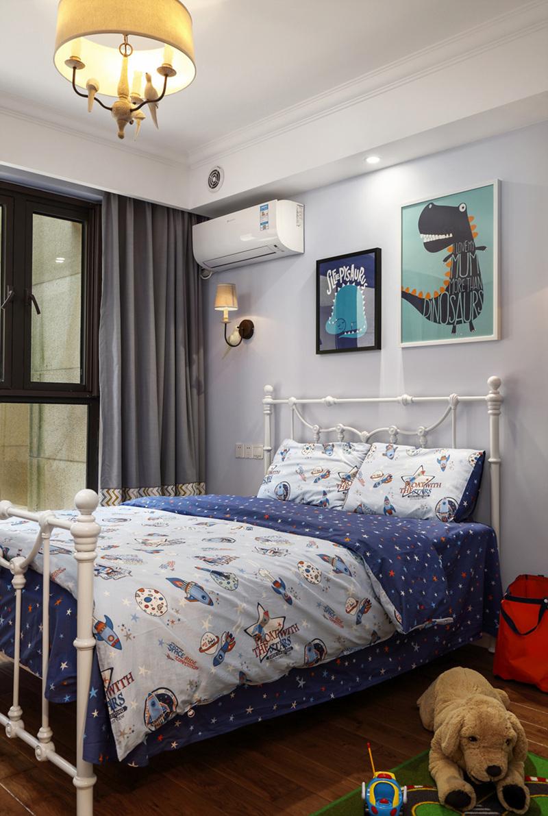 欧式卧室房门吊柜图片