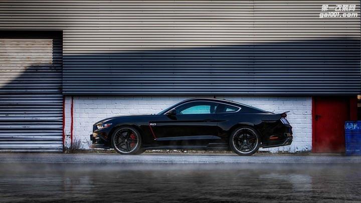 德国改装商发布705马力福特野马gt图片