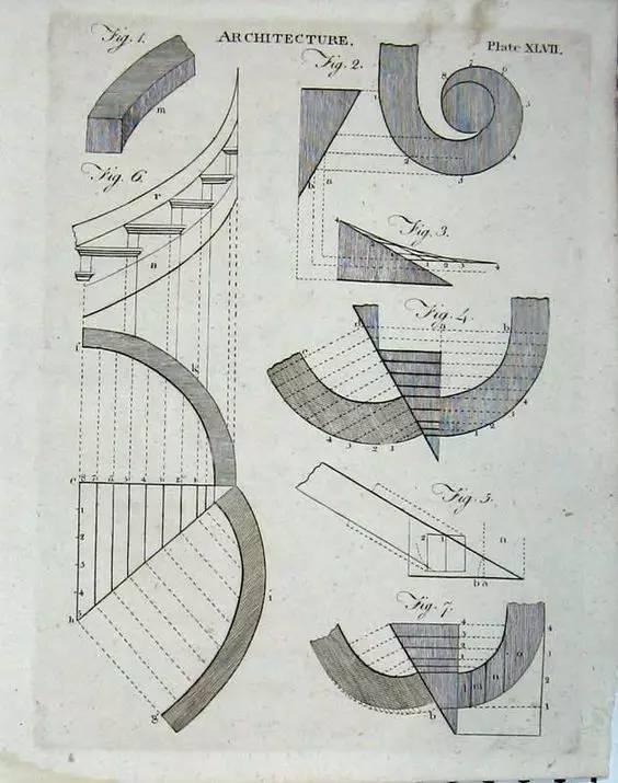 卢沟桥平面图画法
