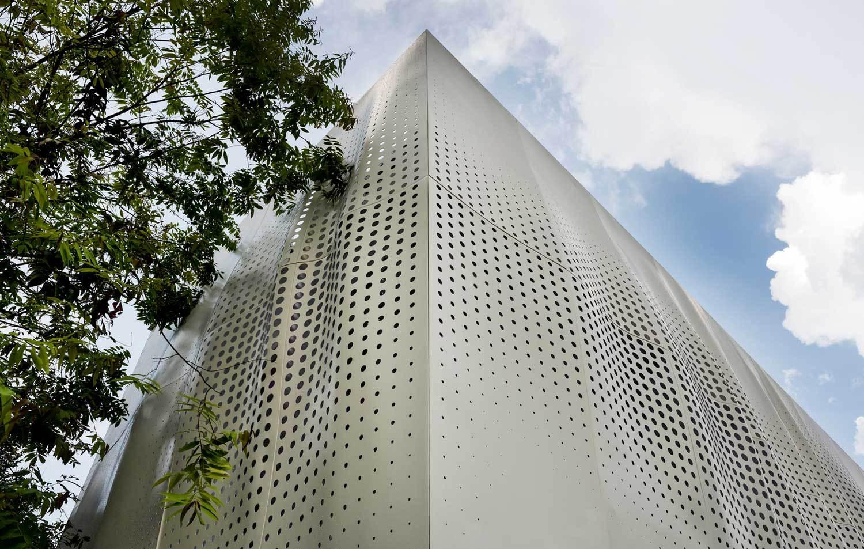 建筑表皮及屋顶手绘图