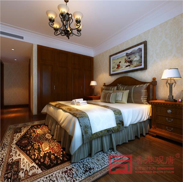 济南海尔绿城全运村别墅简约大气欧式风格装修设计