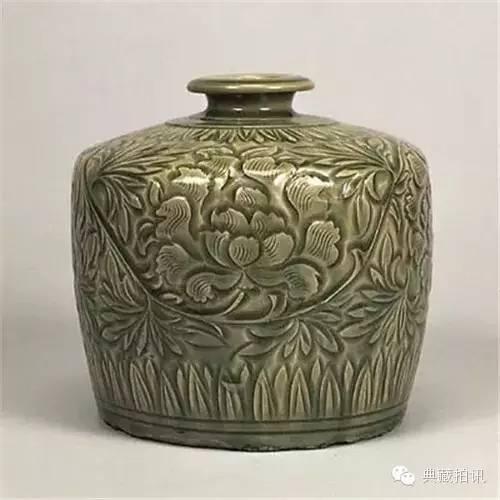 三,宋代耀州窑青瓷主要的刻花纹饰