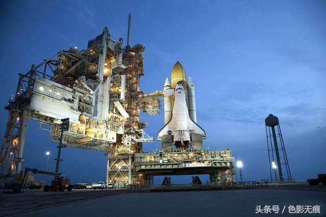 精彩画面,回放美国航天飞机发射过程,为什么全部退役?