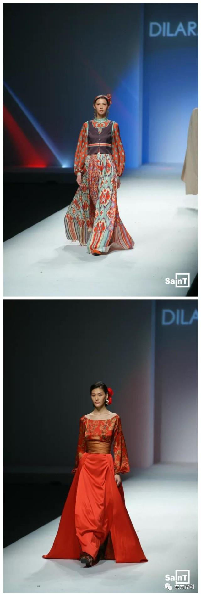 2018ss中国国际时装周| dilara zakir时装秀