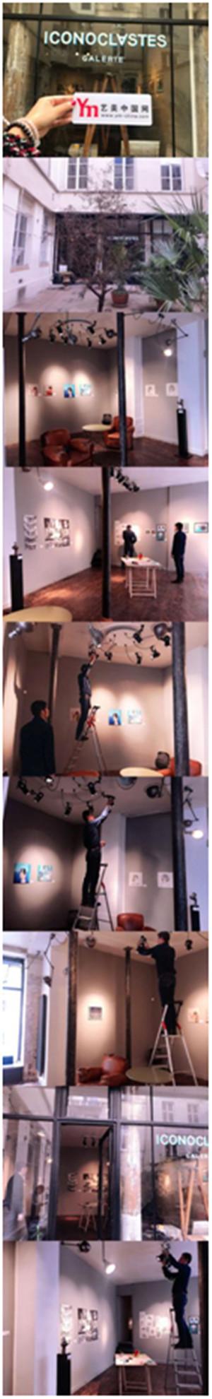 """""""聚焦中国""""―当代艺术作品法国展开幕"""