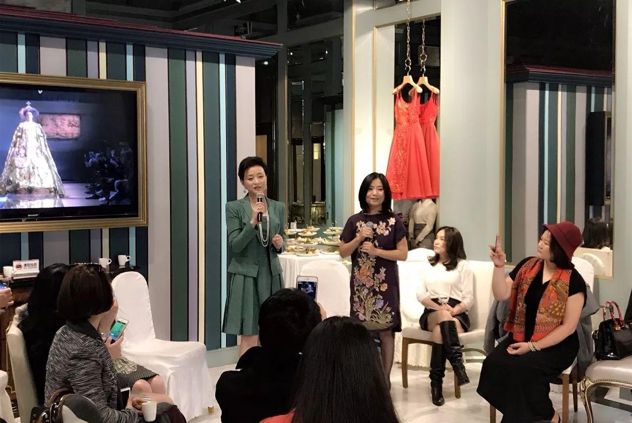 邂逅精致优雅的生活,红颜女企业家与杨澜共聚私享时尚沙龙