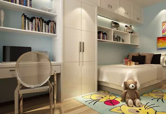 史上最全衣柜内部结构揭秘,让你家多出5个平方!