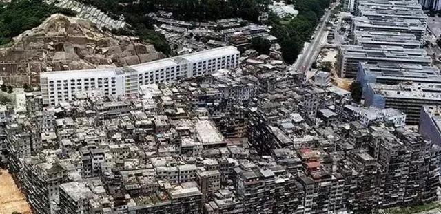香港之鉴:清拆九龙寨城 安置贫民窟低端人口