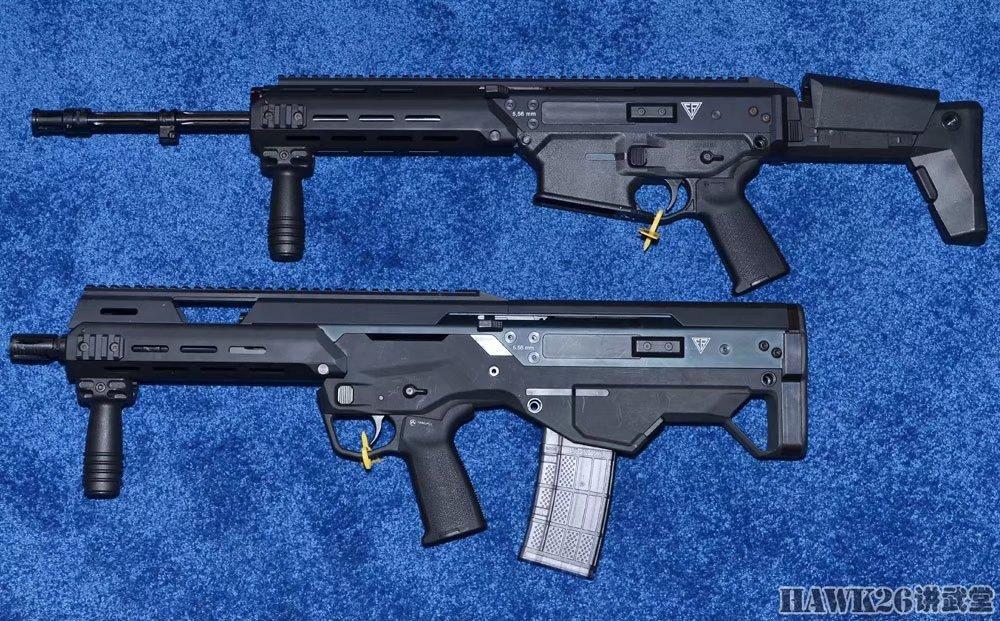 未来步枪发展的主流是有托,无托只不过是一段插曲