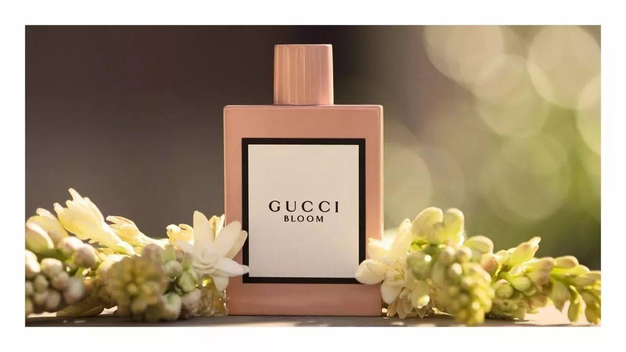 gucci bloom 香水初现