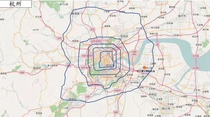 再例如传说中的大武汉,堂堂武汉三镇,居然也都只是分布在北京六环尺度图片