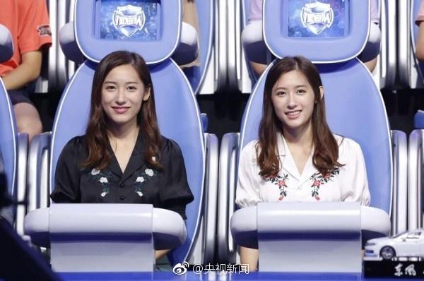 美丽!双胞胎姐妹花同上哈佛同入职央视