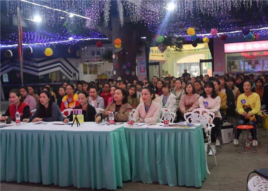 西陵区幼儿教师讲故事单项赛活动报道丨魅力教师