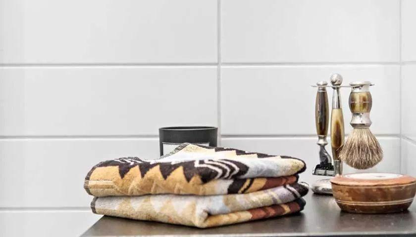 怎么用北欧的设计风格和逼格好物来升级卫生间?图片