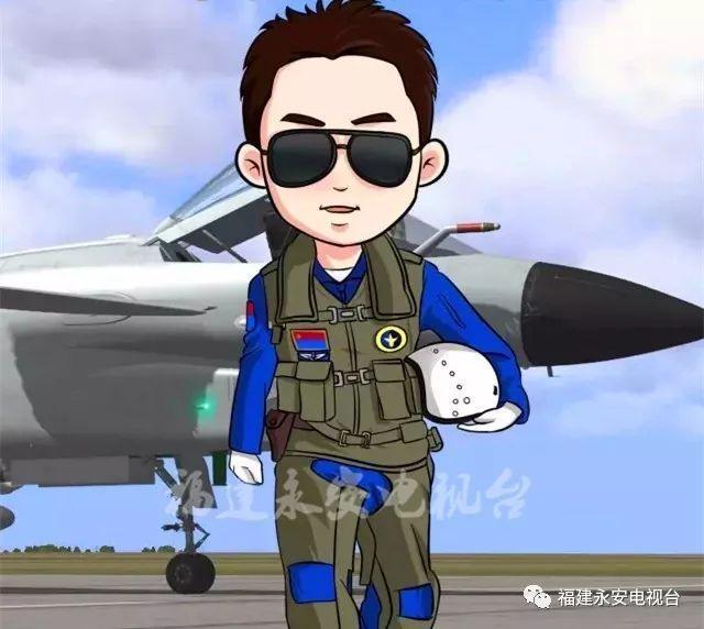 我要展翅飞——空军招飞局来永安一中招收图片