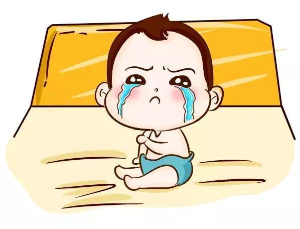 宝宝这样哭很危险,爸爸妈妈们一定要警惕!