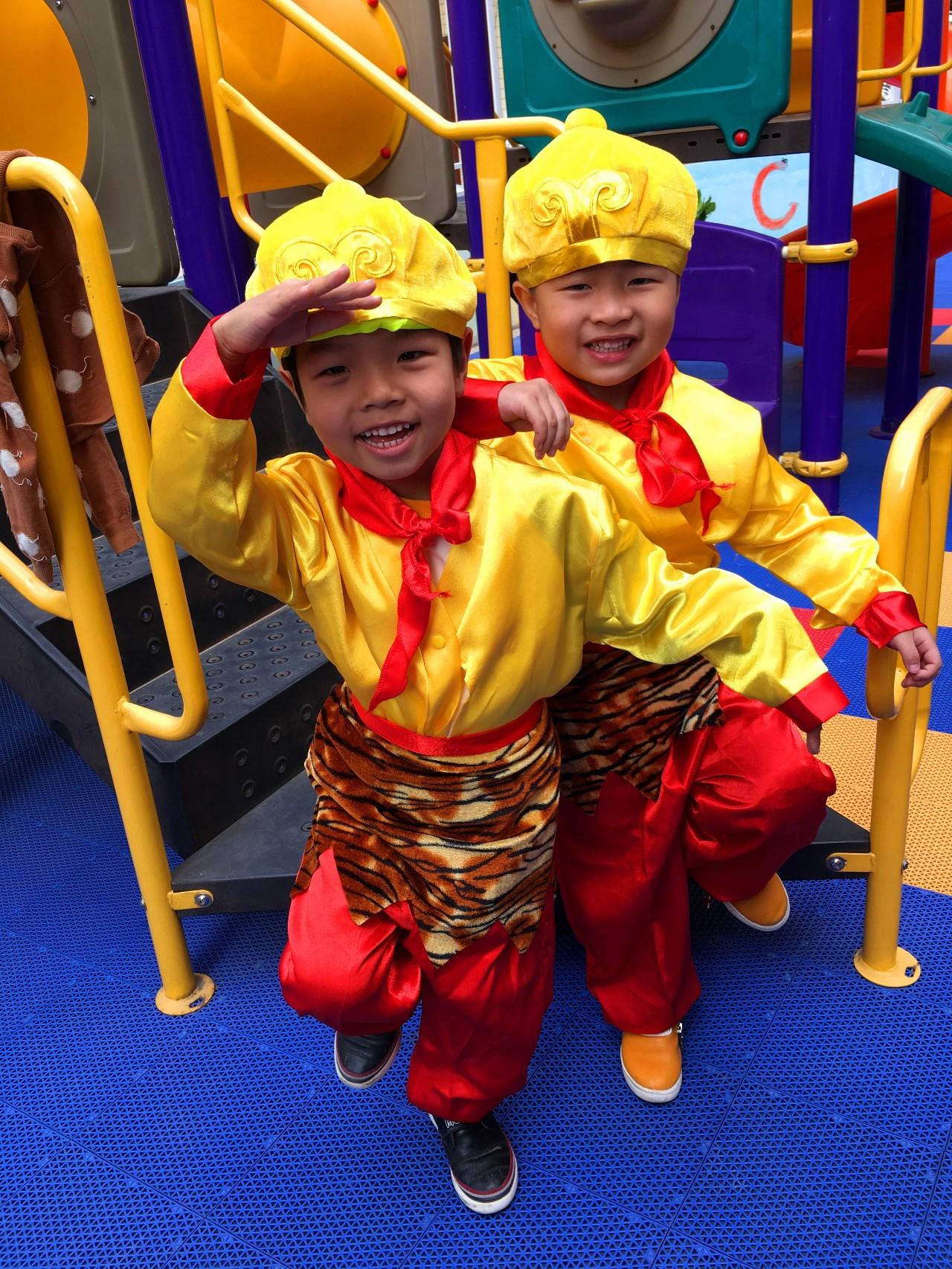 halloween party—未来星幼儿园万圣节狂欢嗨翻天